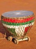 indisk instrumentmusikal Arkivbild