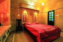 indisk interior Royaltyfri Fotografi
