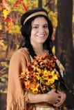 Indisk jungfru i Forresten arkivfoto