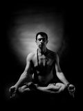 Indisk klassisk dans Fotografering för Bildbyråer