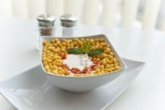 Indisk kokkonst Curd Dish royaltyfri fotografi