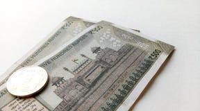 Indisk kontant valuta