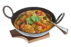 indisk korma för curry lamb Royaltyfria Foton