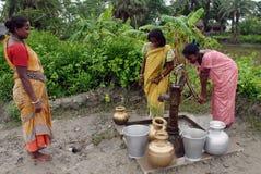 indisk livstidsby Arkivbilder