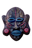 Indisk maskering. fotografering för bildbyråer
