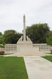 Indisk minnesmärke för armé WW1 på Neuve-Chapelle, Frankrike Royaltyfria Bilder