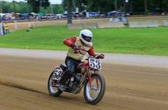Indisk motorcykel Arkivfoton