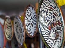 indisk platta Arkivfoto