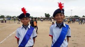 Indisk pojke Royaltyfri Foto
