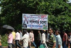 indisk politik Royaltyfri Fotografi