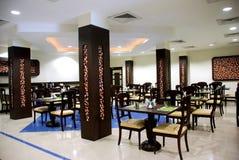 indisk restaurang Royaltyfria Bilder