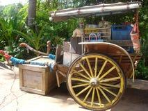 indisk rickshaw Arkivfoton