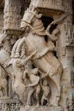 indisk skulptur arkivbilder