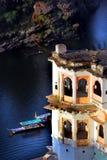 indisk slott Arkivfoto
