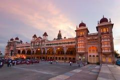 indisk slott Royaltyfria Foton