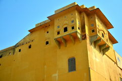 indisk slott Royaltyfri Fotografi