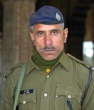 indisk soldat Arkivbilder
