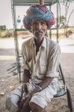 Indisk stammedlem Royaltyfria Bilder