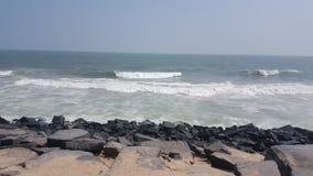 Indisk strand Royaltyfri Foto