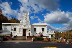 Indisk tempel Arkivfoton