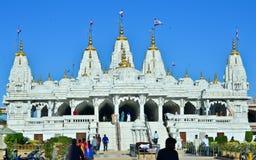 Indisk tempel på Jain Gujrat - Royaltyfri Bild
