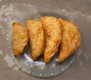 Indisk traditionell sötsak arkivfoto