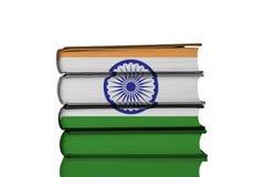 Indisk utbildning Arkivbild