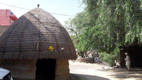 Indisk värmetempel Arkivbilder