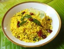 Indisk vegetarian Arkivbild