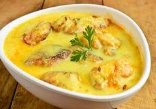 Indisk vegetarisk curry royaltyfria foton