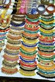 Indiska etniska smycken på, fort Kochi Royaltyfria Bilder
