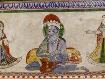 Indiska gudar Royaltyfri Fotografi