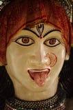 Indiska gudar och Buddhadiagram Arkivbild