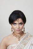 indiska kvinnor Royaltyfri Fotografi