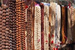 Indiska pärlor Arkivbild