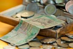 indiska pengar Royaltyfri Bild