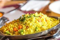 Indiska ris i fönsterljus Royaltyfri Bild