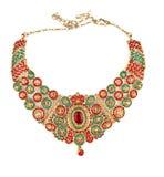 Indiska smycken Royaltyfria Bilder