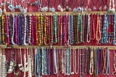 Indiska smycken Arkivfoton
