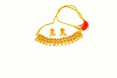 indiska smycken Arkivbilder