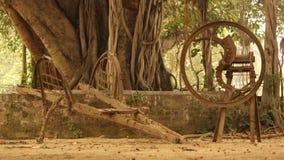 Indiskt åkerbrukt arv Fotografering för Bildbyråer