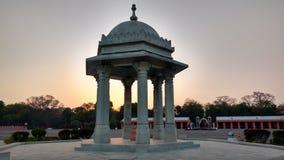Indiskt arméställe på Delhi Fotografering för Bildbyråer