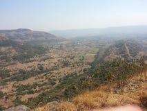 indiskt berg Royaltyfri Foto