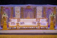 indiskt etappbröllop arkivbild