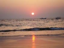 Indiskt hav Royaltyfri Bild