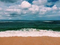 Indiskt hav arkivfoto
