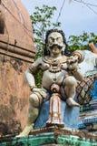 Indiskt hinduiskt tempel royaltyfri foto