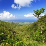 indiskt mauritius berghav Arkivbilder