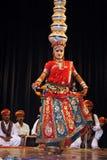 Indiskt nationellt program & kultur arkivbilder