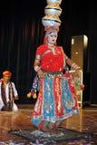 Indiskt nationellt program & kultur arkivfoton